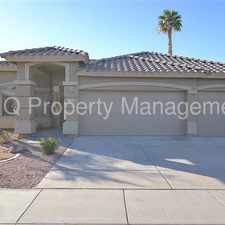 Rental info for Chandler 3 Bedroom with a pool! in the Chandler area