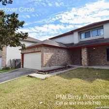 Rental info for 2728 Westover Circle in the San Antonio area