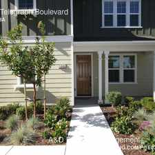 Rental info for 5006 Telegraph Boulevard
