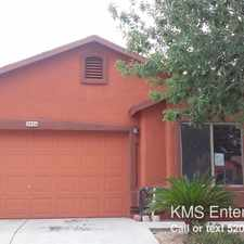 Rental info for 2036 Calle Sierra Del Manantial in the Tucson area