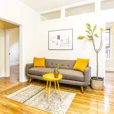 Rental info for 302 East 3rd Street #2B in the New York area