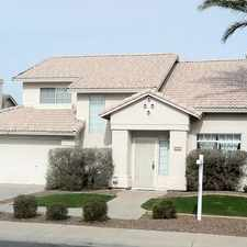 Rental info for Lease Spacious 3+2.50. Approx 1,680 Sf Of Livin... in the Chandler area