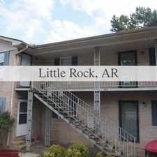 Rental info for Spacious 2 Bedroom, 1 Bath. $625/mo in the Little Rock area