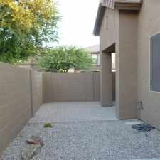 Rental info for Beautiful 2B/2B Chandler Home In Gated Community. in the Chandler area