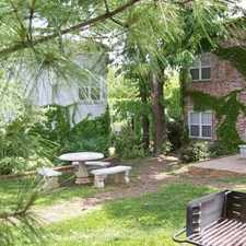 Rental info for JUST 1/2 BLOCK FROM UofA CAMPUS AND A QUICK WAL... in the Fayetteville area