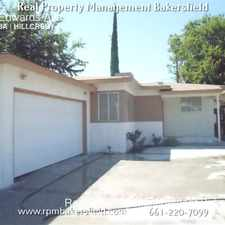 Rental info for 3140 Edwards Ave. in the Bakersfield area