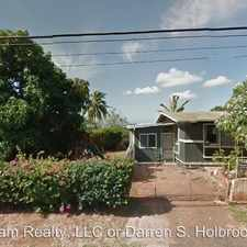 Rental info for 92-783 Paakai St