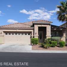 Rental info for 6728 SAND SWALLOW ST in the North Las Vegas area