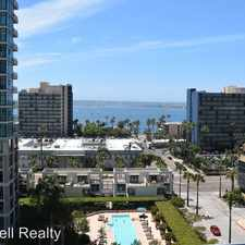 Rental info for 1262 Kettner Boulevard Unit 1004 in the Core-Columbia area