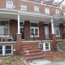 Rental info for 630 E. 37th St. in the Baltimore area