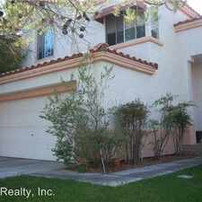 Rental info for 2245 Maple Rose Dr in the Las Vegas area