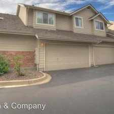 Rental info for 5317 W. Iliff Drive #101 in the Lakewood area