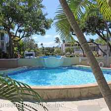 Rental info for 3030 Pualei Circle #106