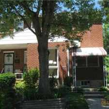 Rental info for Large End of Group - Recently Remodeled THIS HOUSE IS IN THE COUNTY in the Baltimore area
