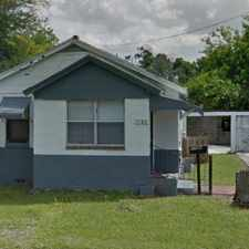 Rental info for 1720 West 11th Street in the Jacksonville area
