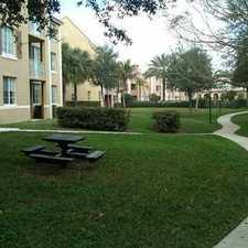 Rental info for 620 Southwest 111th Avenue in the Pembroke Pines area