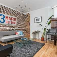 Rental info for 6038 Rue Hutchison in the Plateau-Mont-Royal area