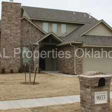 Rental info for Beautiful Home! in the Oklahoma City area