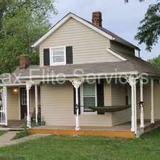 Rental info for new rental in shadesville in the Columbus area