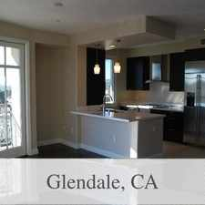 Rental info for Bright Glendale, 2 Bedroom, 2.50 Bath For Rent in the Los Angeles area