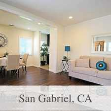 Rental info for All Offers Will Be Presented And Considered By ... in the San Gabriel area