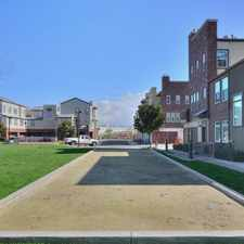Rental info for A Newer Town Home Build In 2009 In The Historic... in the San Jose area