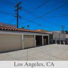 Rental info for 2 Spacious BR In Los Angeles in the Los Angeles area