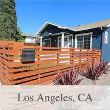 Rental info for Los Angeles, 2 Bed, 1 Bath For Rent in the Los Angeles area