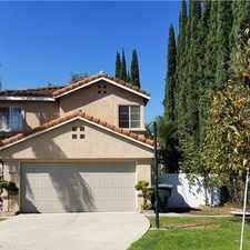 Rental info for Nice Family House For Rent! in the Chino Hills area