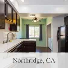 Rental info for Northridge Is The Place To Be! Come Home Today.... in the Los Angeles area