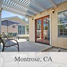 Rental info for Beautifully Updated Home! in the Los Angeles area