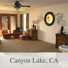 Rental info for Canyon Lake Value! in the Lake Elsinore area