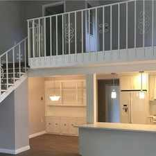 Rental info for 2 Bedrooms Condo - Large & Bright in the Irvine area