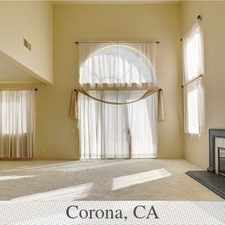 Rental info for Welcome To Your New Home! in the Corona area