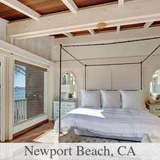 Rental info for Newport Beach Value! in the Irvine area
