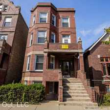 Rental info for 1922 N Wood St, in the Chicago area