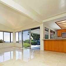Rental info for Amazing 4 Bedroom, 3 Bath For Rent. Pet OK! in the San Diego area