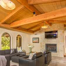 Rental info for 3 Bedrooms House In Rancho Santa Fe in the San Diego area