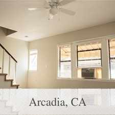 Rental info for Gorgeous Remodel Units With Brand New Kitchen A... in the Arcadia area