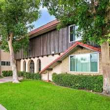 Rental info for Outstanding Opportunity To Live At The Van Nuys... in the Los Angeles area