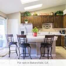 Rental info for 3 Bedrooms - Convenient Location. in the Bakersfield area