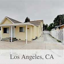 Rental info for Duplex/Triplex In Prime Location. Parking Avail... in the Los Angeles area