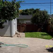 Rental info for Nice 3 Bedroom 1. 5 Bath Downtown Home With Air... in the San Jose area