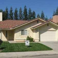 Rental info for Available The Middle! in the Fresno area