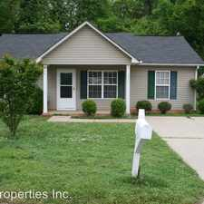 Rental info for 934 Berryhill Road in the Enderly Park area