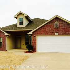 Rental info for 2408 Vintage Park Ln in the Oklahoma City area