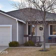 Rental info for 1660 Ashworth Ct. in the Southeast Reno area