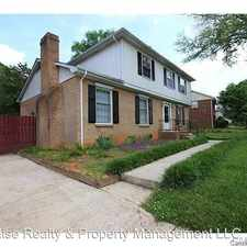 Rental info for 6115 Coach Hill Ln in the Idlewild Farms area