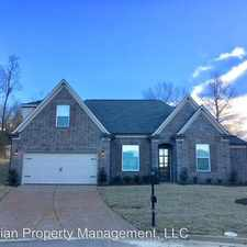 Rental info for 7483 Cash Cove in the Memphis area