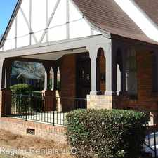 Rental info for 3379 Lexington Road in the Montgomery area